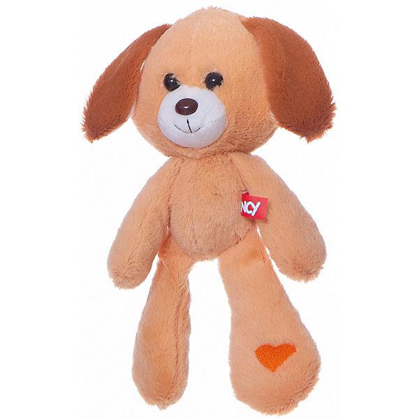 Собачка Банди, FancyСимвол 2018 года: Собака<br>Милая игрушка собачка Банди всегда будет с Вашим ребенком! С ним можно играть, спать или брать с собой на прогулку.<br>Порадуйте ребенка таким милым подарком!<br><br>Дополнительная информация: <br><br>- Возраст: от 3 лет.<br>- Материал: искусственный мех, наполнитель, текстиль, пластик. пластмассы.<br>- Размер упаковки: 30.5х12х10 см.<br>- Вес в упаковке: 85 г.<br><br>Купить собачку Банди от Fancy, можно в нашем магазине.<br>Ширина мм: 305; Глубина мм: 120; Высота мм: 100; Вес г: 85; Возраст от месяцев: 36; Возраст до месяцев: 2147483647; Пол: Унисекс; Возраст: Детский; SKU: 5025380;