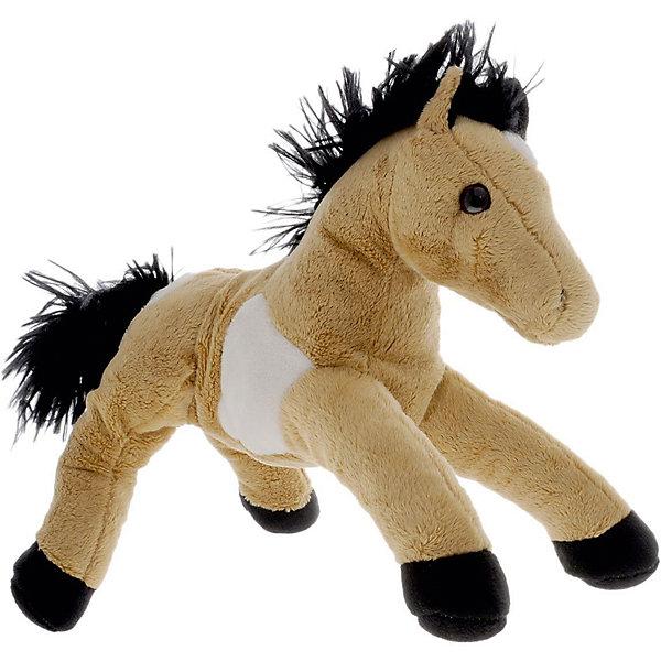 Пятнистая лошадь,