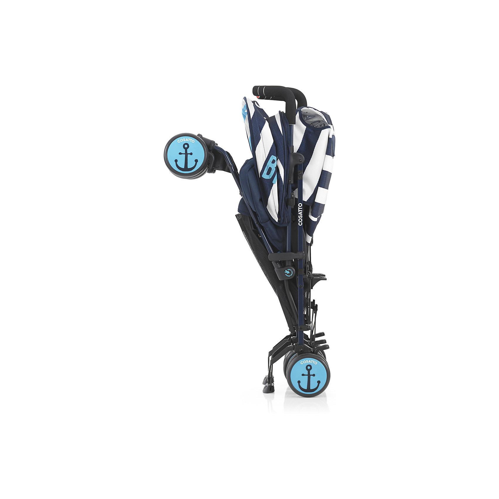 Прогулочная коляска для двойни SUPA DUPA TWIN, Cosatto, Sis N Bro 4 (COSATTO)