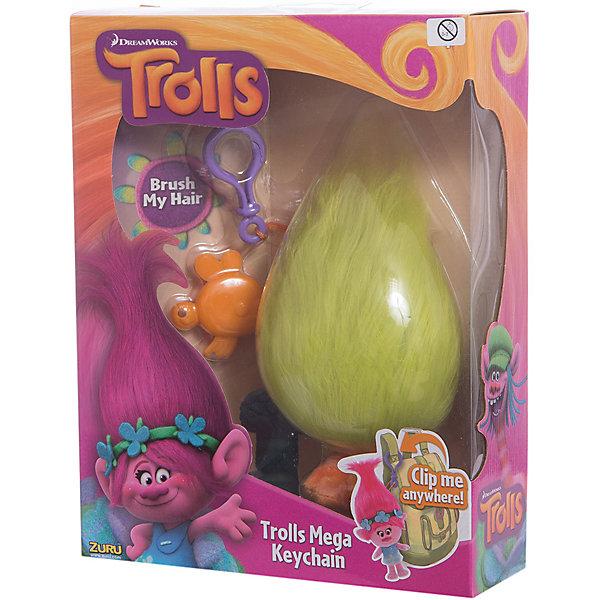 Мягкая игрушка Тролль Fuzzbert, с расческой и карабином, ТроллиМягкие игрушки из мультфильмов<br>Характеристики:<br><br>• возраст: от 1 года;<br>• тип игрушки: мягкая игрушка;<br>• высота: 26 см;<br>• комплект: брелок, расческа;<br>• размер: 20х7х26 см;<br>• материал: пластик, плюш, текстиль;<br>• бренд: Zuru;<br>• упаковка: картонная коробка блистерного типа;<br>• страна производитель: Китай.<br><br><br>Мягкая игрушка Тролль Fuzzbert с расческой и карабином по мотивам популярного мультфильма Тролли и представляет собой желтого пушистика с забавными плюшевыми лапками. Это игрушка-брелок покрыта искусственными волосами, за которыми необходимо ухаживать, поэтому в комплекте, помимо карабина, поставляется расческа необычной формы. Тролль Fuzzbert легко цепляется к рюкзаку или связке ключей.<br><br>Веселые крошечные существа, с очаровательными мордашками, с круглыми глазками и разноцветными волосами обрадуют любого ребенка от одного года. Густые волосы тролля можно расчесывать расческой, она идет в комплекте с игрушкой. Игрушка выполнена из высококачественных материалов, не вредных для детей. <br><br>Мягкую игрушку Тролль Fuzzbert с расческой и карабином можно купить в нашем интернет-магазине.<br>Ширина мм: 200; Глубина мм: 70; Высота мм: 260; Вес г: 200; Возраст от месяцев: 36; Возраст до месяцев: 192; Пол: Унисекс; Возраст: Детский; SKU: 5030532;