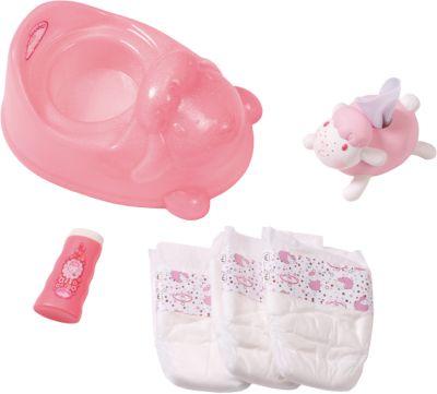 Набор Baby Annabell  Горшок с аксессуарами , артикул:5030814 - Куклы и аксессуары