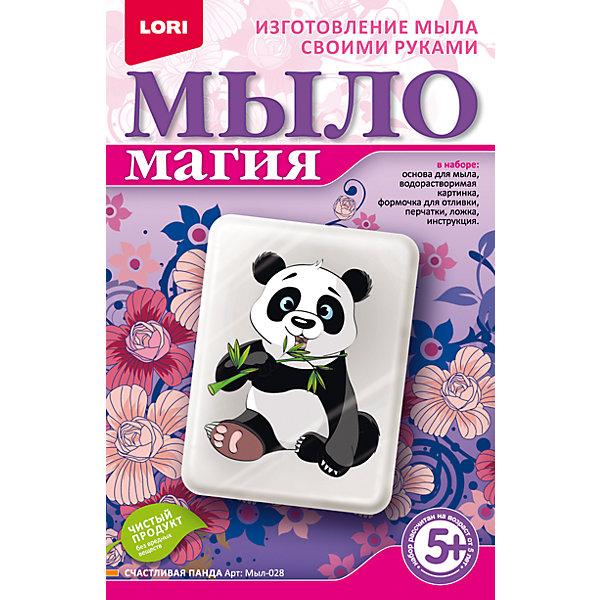 МылоМагия Счастливая панда LORI, Российская Федерация