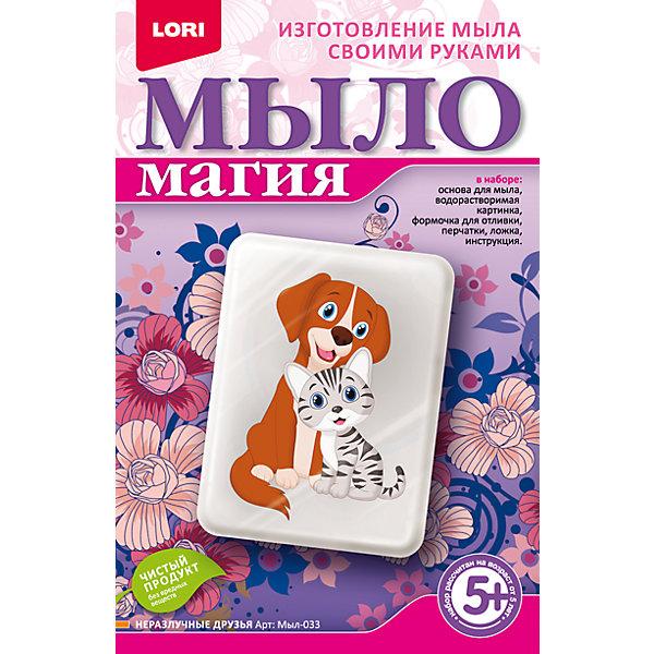 МылоМагия Неразлучные друзья LORI, Российская Федерация