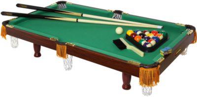 Бильярдный стол Американский пул 3 фута, с комплектом аксессуаров, Fortuna, артикул:5032447 - Игрушки для мальчиков