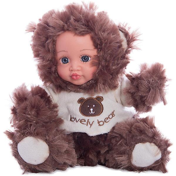 Игрушка Мой мишка, Fluffy FamilyКуклы<br>Такая игрушка - милая вариация стандартной куклы–младенца. Малыш выполнен из пластика и тщательно прорисованным личиком. Одета кукла в костюм совенка. Ткань приятна на ощупь и малышу понравится играть с куклой. Игрушка подходит для одиночной игры малыша и для игр в компании. Не содержит мелких деталей. Кукла из коллекционной серии. Соберите весь набор! Материалы, использованные при изготовлении товара, абсолютно безопасны и отвечают всем международным требованиям по качеству.<br><br>Дополнительные характеристики:<br><br>материал: ПВХ, искусственный мех, пластик;<br>габариты: 20 X 9 X 30 см;<br>наполнитель: полиэтиленовые гранулы.<br><br>Игрушку Мой мишка от компании Fluffy Family можно приобрести в нашем магазине.<br>Ширина мм: 570; Глубина мм: 580; Высота мм: 450; Вес г: 139; Возраст от месяцев: 36; Возраст до месяцев: 96; Пол: Женский; Возраст: Детский; SKU: 5032466;