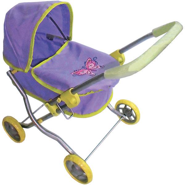 "Фотография товара коляска-люлька ""Бабочки"", 67*41*55 см, Mary Poppins (5032509)"
