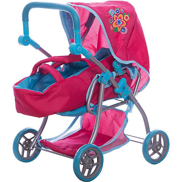 Фотография товара коляска-трансформер «Цветочек», 59*35,5*62 см, Mary Poppins (5032514)