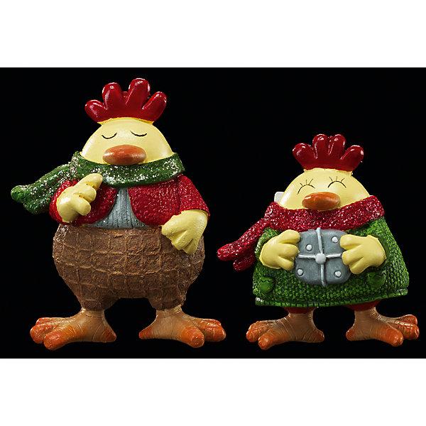 Сувенир «Курёнок» на магнитеНовогодние сувениры<br>Характеристики товара:<br><br>- материал: полимер;<br>- размер: 7,5 см;<br>- назначение: сувенир.<br><br>Каждый праздник имеет свои традиции, без которых он будет неполным. Вручение подарков и сувениров к Новому году - это уже часть праздника! Особую атмосферу поможет создать такой цыпленок - символ 2017 года.<br>Изделие произведено из материалов, безопасных для детей. Оно также станет отличным сувениром для коллег, знакомых или родных.<br><br>Сувенир «КУРЕНОК» на магните можно купить в нашем интернет-магазине.<br>Ширина мм: 55; Глубина мм: 15; Высота мм: 75; Вес г: 60; Возраст от месяцев: 48; Возраст до месяцев: 144; Пол: Унисекс; Возраст: Детский; SKU: 5033593;