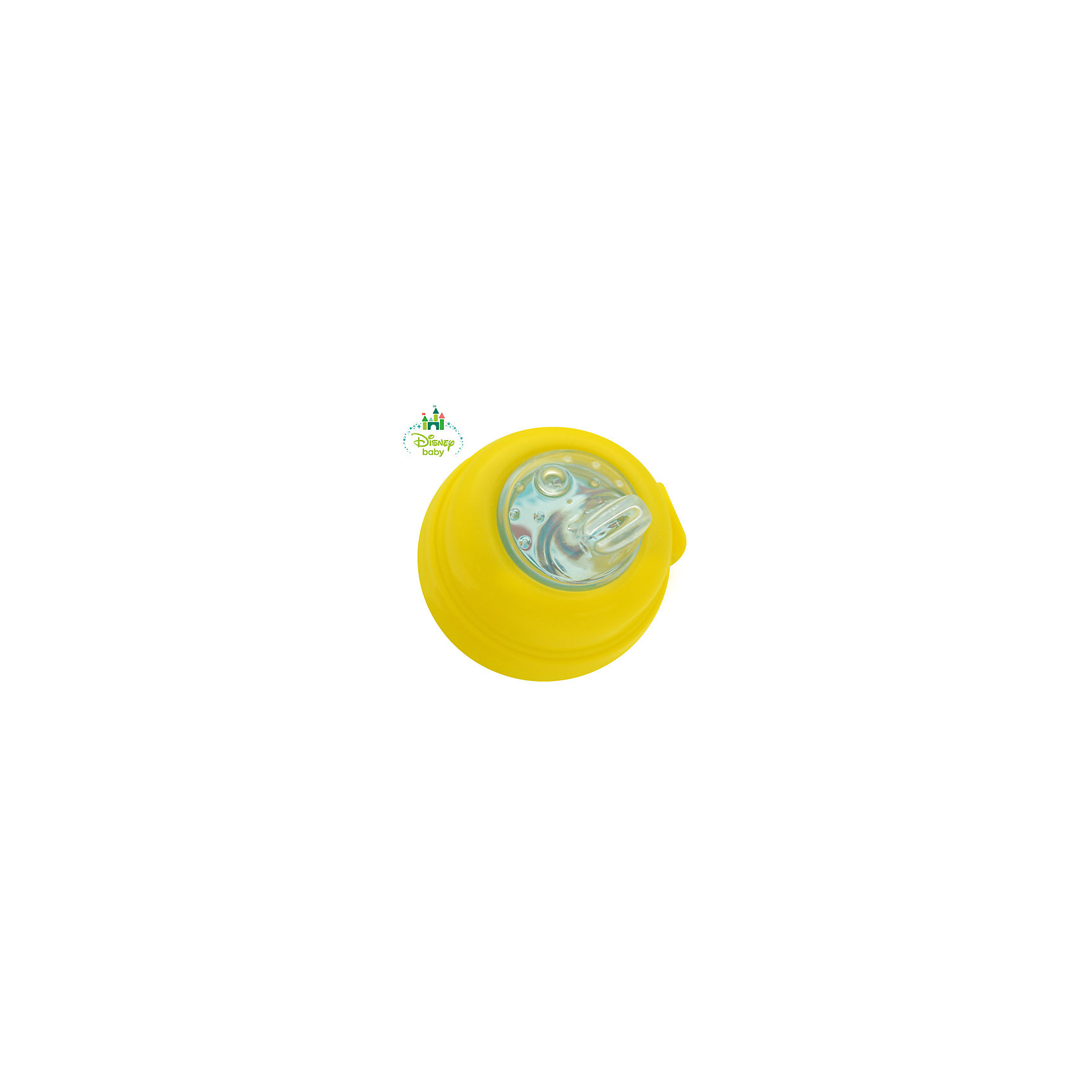 Поильник Микки DISNEY с мягким носиком, от 6 мес. 360 мл., LUBBY, голубой/зеленый