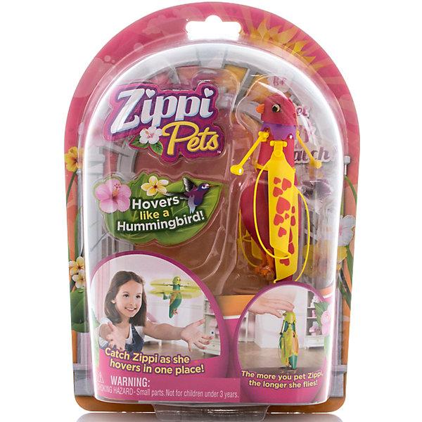 Zippi Pets Интерактивная летающая птичка, красная, Zippy Pets телефон не заряжается от зарядки