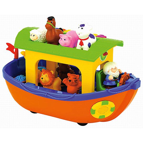 цена на Kiddieland Развивающая игрушка Ноев ковчег, Kiddieland