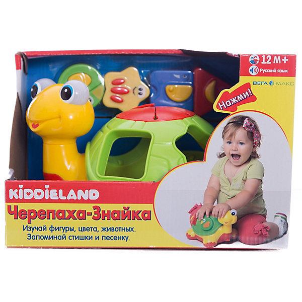 цены Kiddieland Игровая каталка - сортер Черепаха, Kiddieland