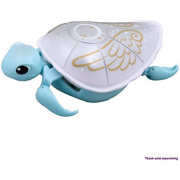 Moose Интерактивная черепашка, голубая, 3-я серия, Little Live Pets интерактивная игрушка moose черепашка little live pets в ассортименте