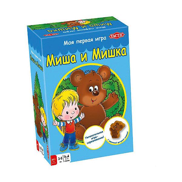 Купить Игра Миша и Мишка , Tactic Games, Финляндия, Унисекс
