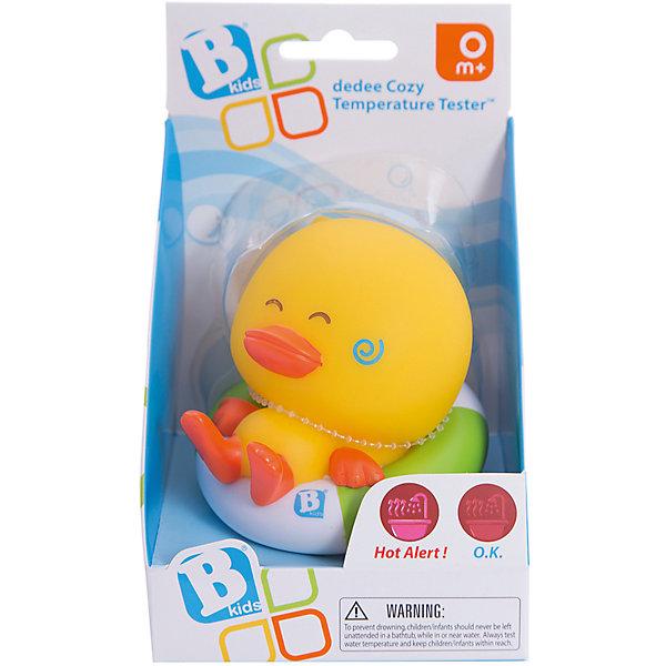 Infantino BKids Игрушка для купания Уточка с идентификатором температуры, BKids infantino bkids развивающий коврик с эффектами bkids
