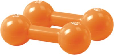 Гантель виниловая Lite Weights 1,5кг x 2шт, Z-Sports, артикул:5056588 - Фитнес