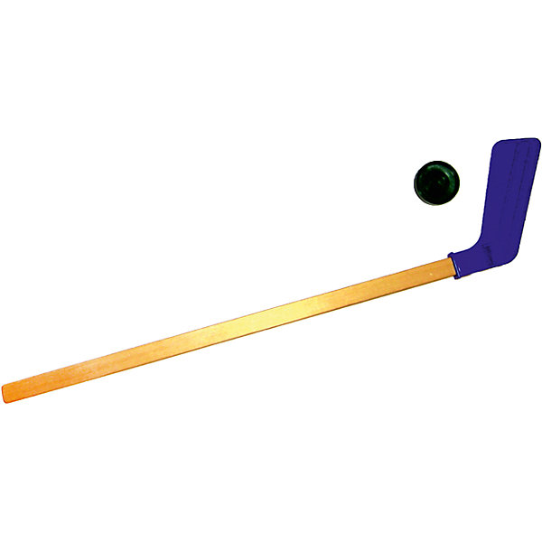 Клюшка детская хоккейная с шайбой, MPSport