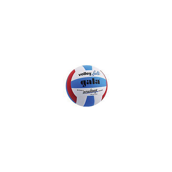 Фотография товара волейбольный мяч Academy, р. 5, синт. кожа, Gala (5056634)