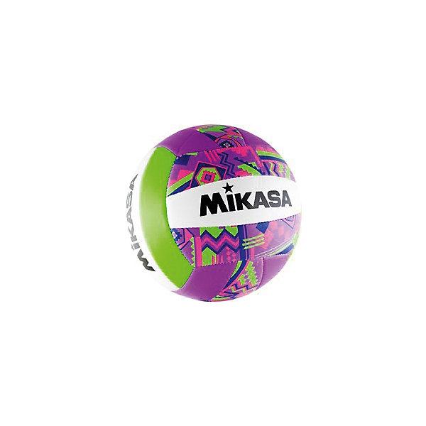 цена на - Волейбольный мяч, р. 5, синт. кожа, MIKASA