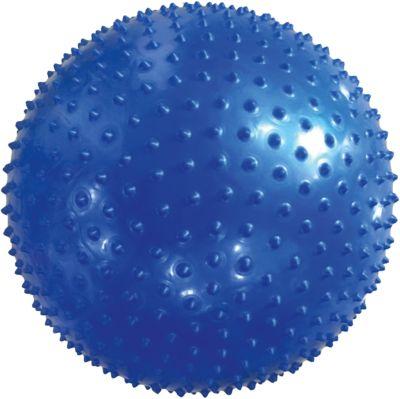 Гимнастический мяч, массажный, d 65см (с насосом), Z-Sports, артикул:5056644 - Фитнес