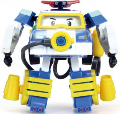 Трансформер и костюм водолаза  Поли , 10 см, Робокар Поли, артикул:5059828 - Робокар Поли