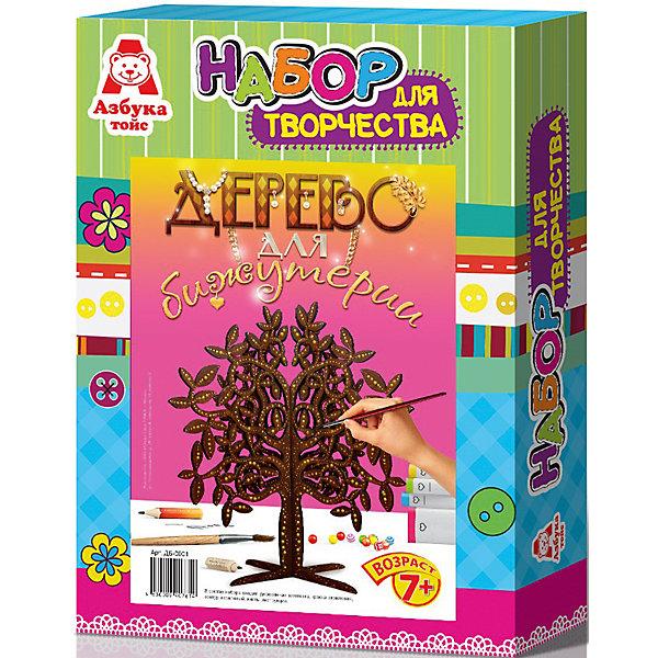 Азбука Тойс Дерево для бижутерии с листочками