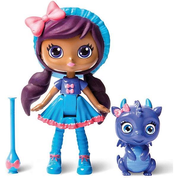 Spin Master Фигурка героини с питомцем Лавендер, Spin Master кукла posie little charmers