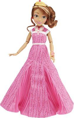 Кукла Одри, светлые герои в платьях для коронации, Наследники, Disney, артикул:5064677 - Категории