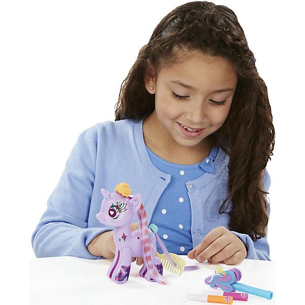 Hasbro Тематический набор Создай свою пони Старлайт Глиммер, My little Pony, B3591/B5791 анна двойных создай свою реальность