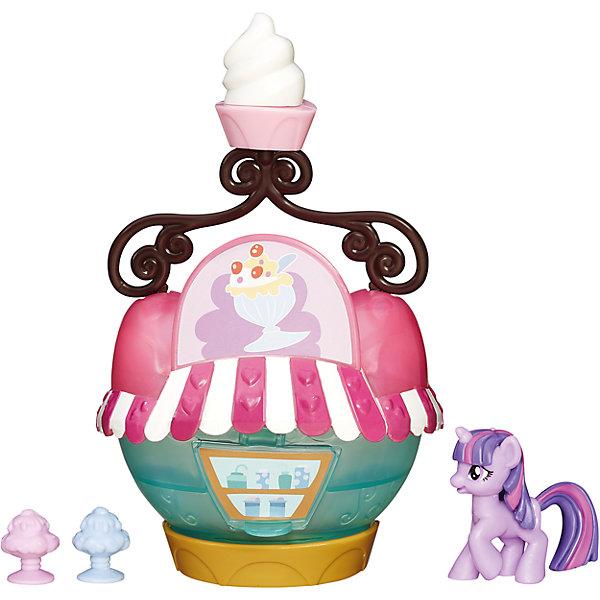 Hasbro Коллекционный игровой мини-набор пони Твайлайт Спаркл, My little Pony, B3597/B5568
