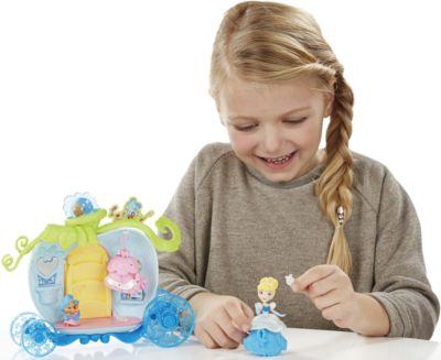 Игровой набор Маленькая кукла Принцесса, с аксессуарами Золушка, артикул:5064707 - Категории