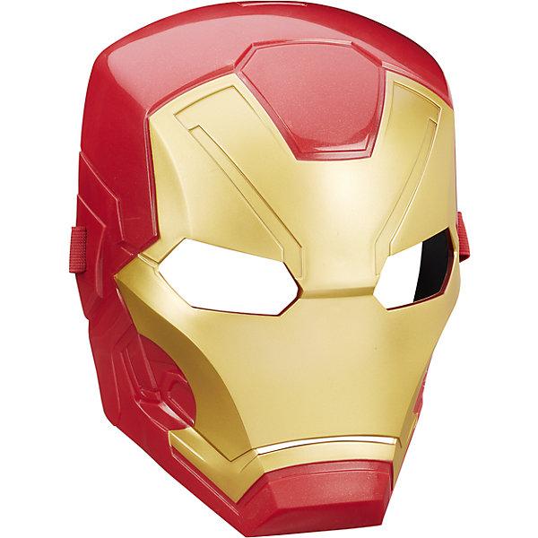 Купить Маска Avengers Первый Мститель Железный Человек (Iron Man), Hasbro, Китай, Мужской