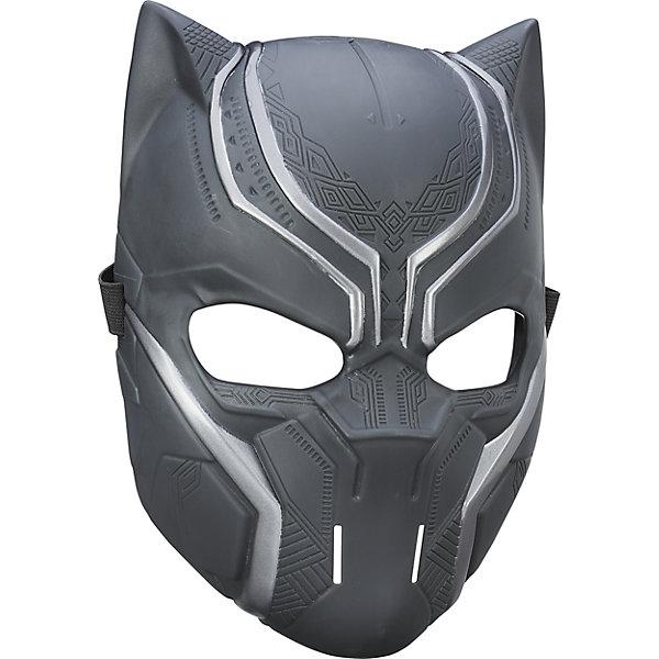 Купить Маска Avengers Первый Мститель Черная Пантера (Black Panther), Hasbro, Китай, Мужской