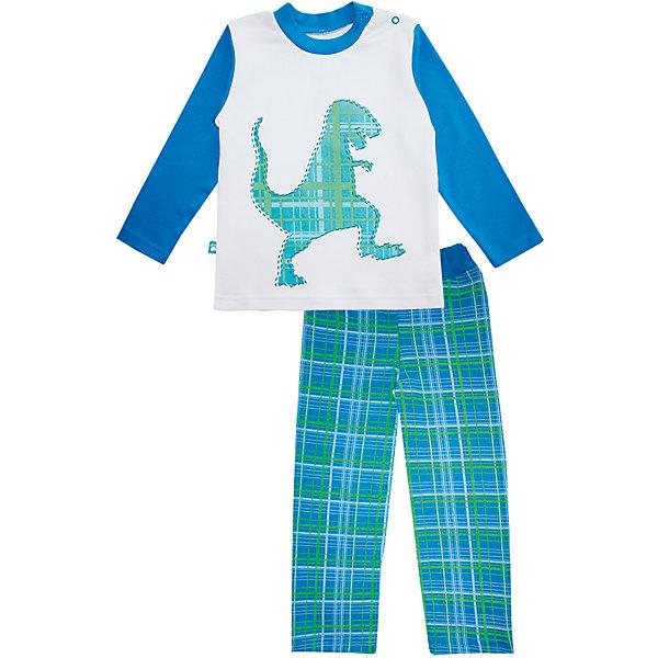 Комплект: свитшот и штаны для мальчика KotMarKotПижамы и сорочки<br>Комплект: свиншот и штаны для мальчика KotMarKot<br>Состав:<br>100% хлопок<br>Ширина мм: 281; Глубина мм: 70; Высота мм: 188; Вес г: 295; Цвет: белый; Возраст от месяцев: 60; Возраст до месяцев: 72; Пол: Мужской; Возраст: Детский; Размер: 116,92,134,128,122,110,104,98; SKU: 5069395;