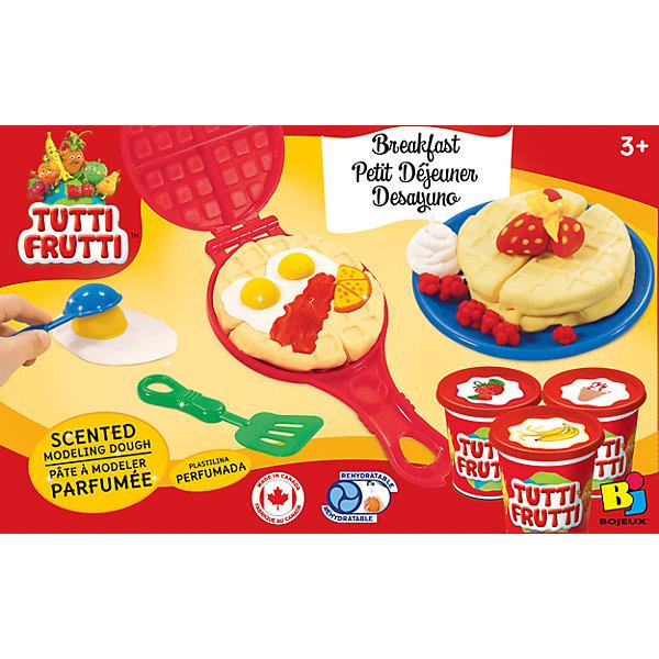 Tutti Frutti Набор массы для лепки Завтрак всё для лепки playgo набор 8636