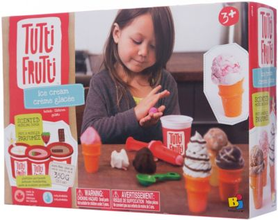 Мороженое  Набор массы для лепки, артикул:5075320 - Товары для лепки