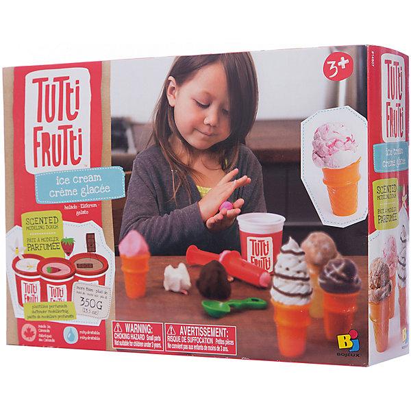 Мороженое - Набор массы для лепкиНаборы для лепки игровые<br>Характеристики товара:<br><br>• упаковка: коробка<br>• комплектация: масса для лепки, инструменты, посуда и красочная инструкция<br>• масса приятно пахнет<br>• цветов: 3<br>• материал: мука, соль, вода<br>• возраст: от трех лет<br>• развивающая<br>• страна бренда: Канада<br>• страна производства: Канада<br><br>Лепка - отличный способ занять ребенка. Это не только занимательно, но и очень полезно! С помощью такого набора для творчества ребенок сможет сам сделать еду с помощью инструментов, а дальше - делать более сложные предметы. Эта масса для лепки - безопасный материал, который приятно пахнет, она сделана из муки, воды и соли. В комплекте - масса для лепки и инструменты.<br>Такое занятие помогает детям развивать многие важные навыки и способности: они тренируют внимание, память, логику, мышление, мелкую моторику, а также усидчивость и аккуратность. Изделие производится из качественных сертифицированных материалов, безопасных даже для самых маленьких.<br><br>Мороженое - Набор массы для лепки можно купить в нашем интернет-магазине.<br>Ширина мм: 182; Глубина мм: 72; Высота мм: 300; Вес г: 620; Возраст от месяцев: 36; Возраст до месяцев: 108; Пол: Женский; Возраст: Детский; SKU: 5075320;