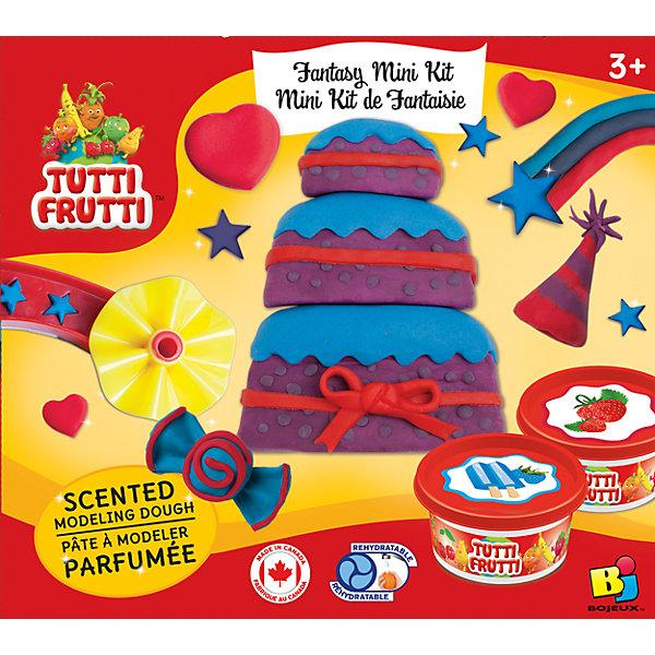 Tutti Frutti Набор массы для лепки - Фантазия всё для лепки playgo набор 8636