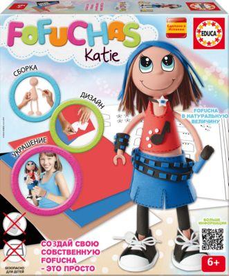 Фофуча Кати  набор для творчества в виде куклы, артикул:5075335 - Рукоделие и поделки