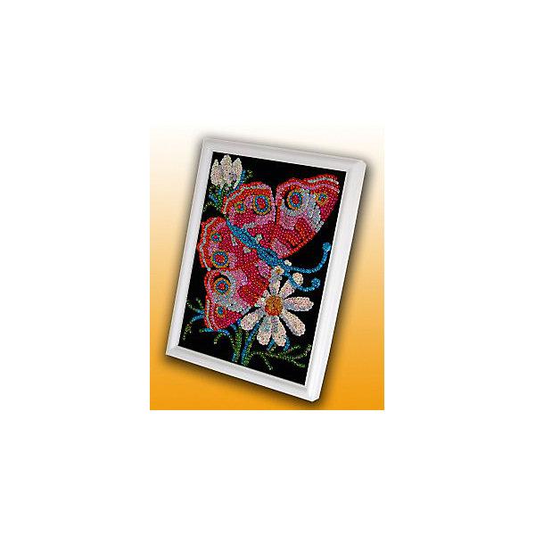 Волшебная мастерская Мозаика из пайеток Бабочка