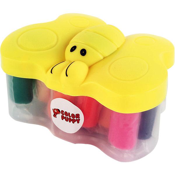 Color Puppy Набор для лепки из теста Color Puppy, 14 цветов
