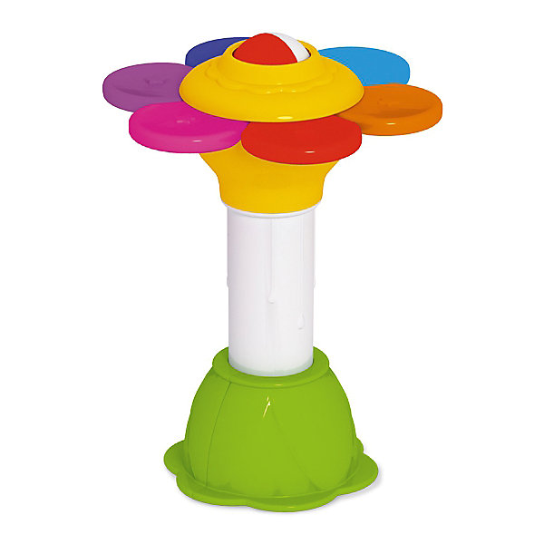 Погремушка Ромашка, StellarИгрушки для новорожденных<br>Характеристики товара:<br><br>- цвет: разноцветный;<br>- материал: пластик;<br>- удобная форма.<br><br>Детская яркая погремушка – отличный подарок для ребенка. В процессе игры с ней ребенок развивает моторику, тактильное восприятие, воображение, внимание и координацию движений, слуховые навыки. Игрушка-погремушка издает приятный звук, когда ребенок ее трясет. Эта погремушка сделана специально для маленьких ручек ребёнка. <br>Такая игрушка позволит малышу с детства развивать слух, также она помогает детям научиться фокусировать внимание. Изделие произведено из качественных материалов, безопасных для ребенка.<br><br>Погремушку Ромашка от бренда Stellar можно купить в нашем интернет-магазине.<br>Ширина мм: 135; Глубина мм: 100; Высота мм: 165; Вес г: 110; Возраст от месяцев: -2147483648; Возраст до месяцев: 2147483647; Пол: Женский; Возраст: Детский; SKU: 5079964;