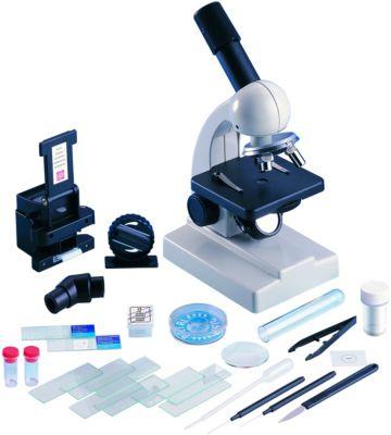 Микроскоп 100*900 EDU-TOYS, артикул:5082915 - Оптические приборы