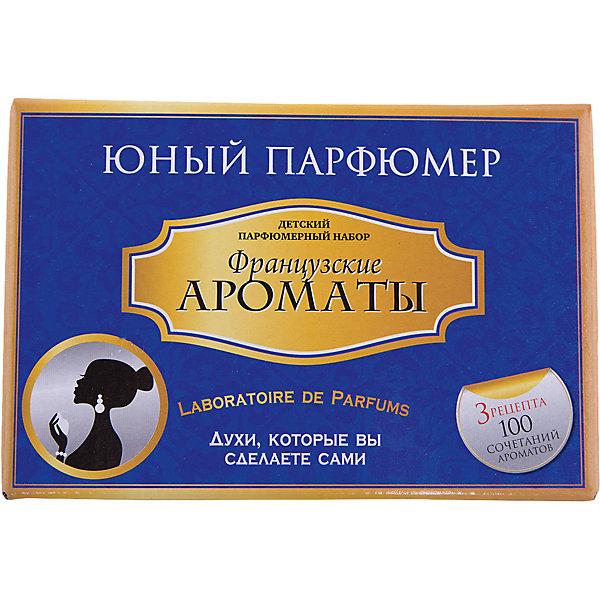 Каррас Набор Юный Парфюмер Французские ароматы каррас набор юный парфюмер мини famous