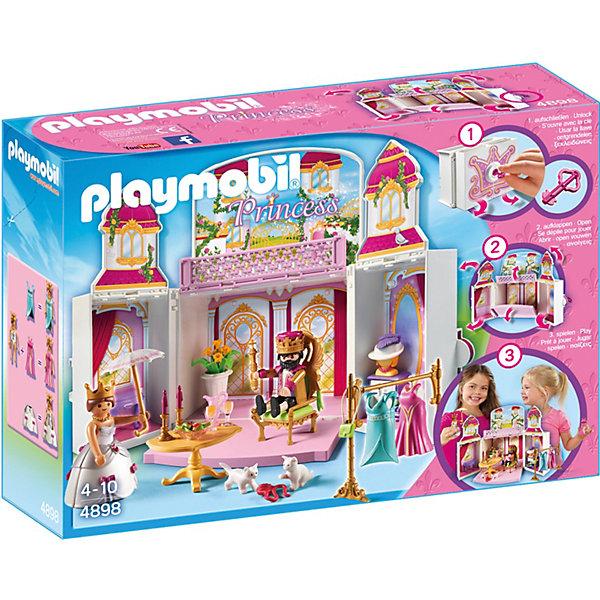 PLAYMOBIL® Игровой набор Playmobil Мой секрет - Королевский дворец, 29 деталей