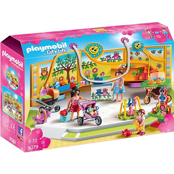 PLAYMOBIL® Конструктор Playmobil Шопинг Магазин детских товаров