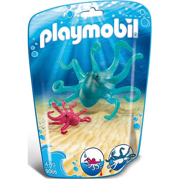 PLAYMOBIL® Игровой набор Playmobil Осьминог с детенышем, 2 детали