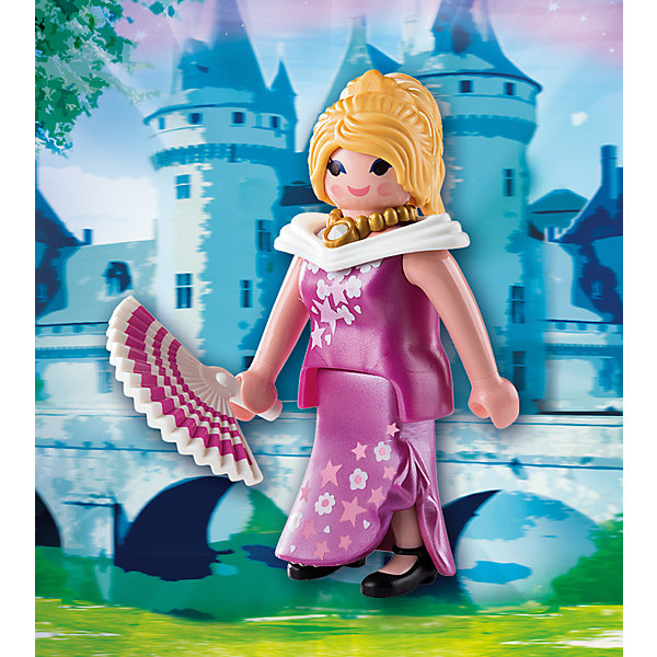 PLAYMOBIL® Конструктор Playmobil Придворная дама статуэтки pavone статуэтка дама в вечернем платье