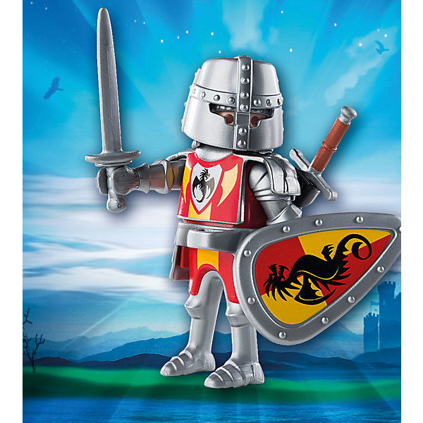 PLAYMOBIL® Конструктор Playmobil Рыцарь Дракона