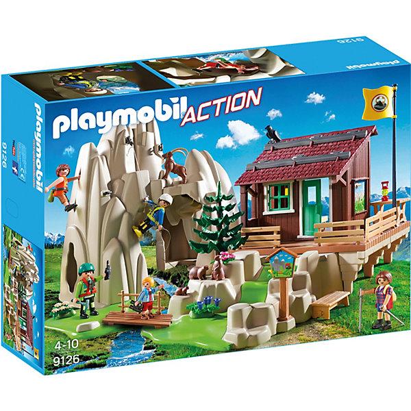 PLAYMOBIL® Конструктор Playmobil Скалолаз с кабиной, 27 деталей